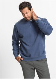 Sweatshirt Regular Fit, bpc selection, indigo