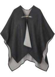 Poncho mit Schnalle, bpc bonprix collection