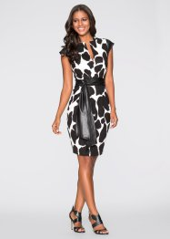 Kleid, BODYFLIRT boutique, leopard braun