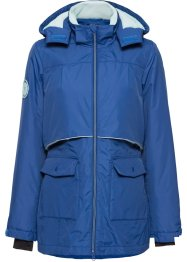 Funktionale Langjacke, bpc bonprix collection, enzianblau