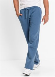 Herren Sweat-Hose, Regular Fit, bpc bonprix collection, jeansblau
