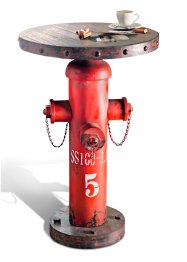 "Beistelltisch ""Fireplug"", Home Collection"