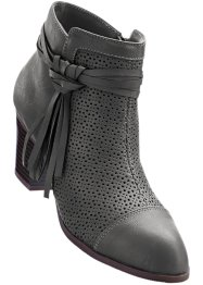 Stiefelette, bpc selection, anthrazit