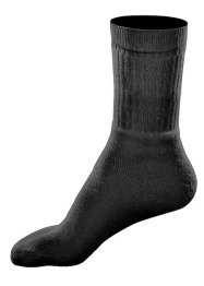 GO IN Sportsocken (6er-Pack), GO IN, schwarz