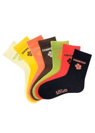 s.Oliver Socken (7er-Pack), s.Oliver RED LABEL Bodywear, bunt