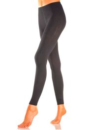 LAVANA Thermosan Strickleggings, LAVANA, schwarz