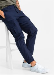 Cargo-Hose Regular Fit Tapered, RAINBOW, dunkeloliv