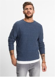 Pullover Regular Fit, RAINBOW, oliv meliert