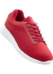 Freizeitschuh, bpc bonprix collection, rot