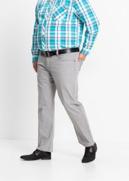 Stretchjeans Regular Fit Straight, bpc selection, hellgrau