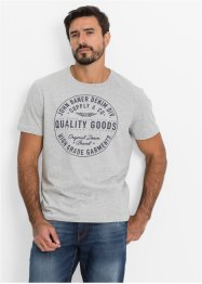 T-Shirt Regular Fit, John Baner JEANSWEAR