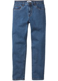 Stretch-Jeans Classic Fit Tapered, John Baner JEANSWEAR, blau