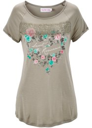Kurzarmshirt designt von Maite Kelly, bpc bonprix collection