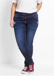 Jeans - designt von Maite Kelly, bpc bonprix collection, dark denim