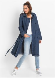 Jeans-Trenchcoat, RAINBOW, blue stone