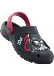 """STAR WARS"" Clog, Star Wars, schwarz/rot"