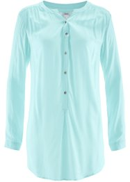 Leichte Flanell-Bluse, bpc bonprix collection, pastellmint