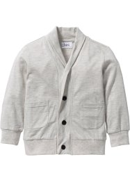 Shirtjacke, bpc bonprix collection, naturmeliert