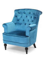 "Sessel ""Christy"", bpc living, blau"