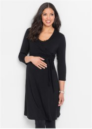 Umstands-Shirtkleid zum Wickeln, bpc bonprix collection