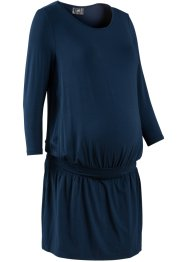 Umstandskleid / Stillkleid aus Jersey, bpc bonprix collection, dunkelblau