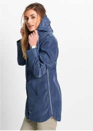Leichter Parka mit Kapuze, bpc bonprix collection, indigo