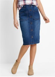 Jeans-Stretch-Rock, bpc bonprix collection, blue stone