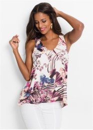 Top mit Blumenprint, BODYFLIRT boutique