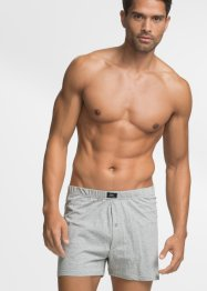 Lockere Jersey Boxershorts (4er Pack), bpc bonprix collection