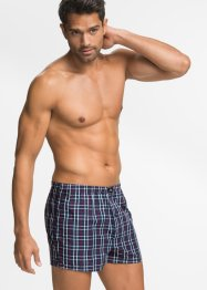 Gewebte Boxershorts (3er-Pack), bpc bonprix collection