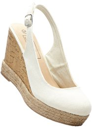 Keilpumps, bpc bonprix collection, beige