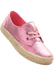 Espadrille, bpc bonprix collection, pink