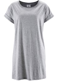 Boxy-Longshirt mit kurzen Ärmeln, bpc bonprix collection