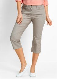 3/4-Super-Stretchhose, bpc bonprix collection, naturstein