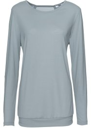 Langarm-Wellness-Shirt, bpc bonprix collection