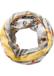 Loop pastell + Blumen, bpc bonprix collection