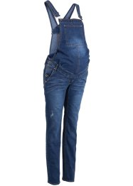 Umstands-Latzjeans, schmales Bein, bpc bonprix collection