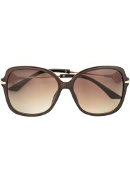 Sonnenbrille Chic, bpc bonprix collection, braun