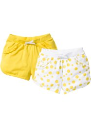 Jerseyshorts (2er-Pack), bpc bonprix collection