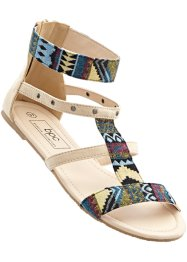 Sandale, bpc bonprix collection, beige