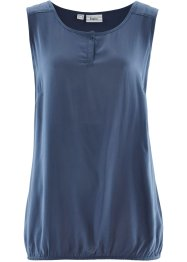 Blusen-Tunika, bpc bonprix collection, indigo
