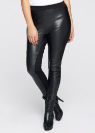 Leggings in Lederoptik, BODYFLIRT boutique