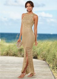 Sommerliches Strickkleid, BODYFLIRT boutique, sand