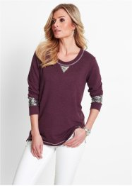 Sweatshirt mit Pailletten, bpc selection