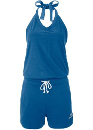 Kurzer Overall, bpc bonprix collection, atlantikblau