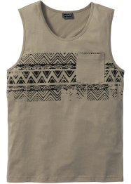 Tanktop Slim Fit, RAINBOW