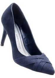 Velourslederpumps, bpc selection premium
