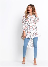 Oversized Bluse mit Cut-Outs, BODYFLIRT