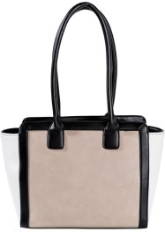 Handtasche 3-farbig, bpc bonprix collection
