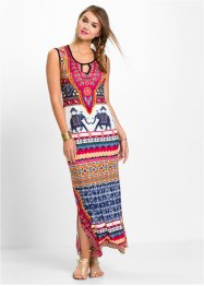 Maxi Shirtkleid, RAINBOW